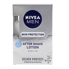Nivea Men Silver Protect losion za poslije brijanja 100 ml