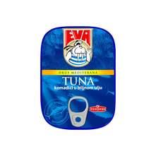 Eva Tuna komadići u biljnom ulju 81 g