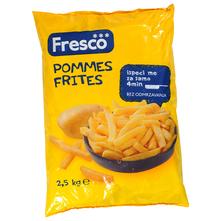 Fresco Pommes frites 2,5 kg