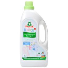Frosch Baby Tekući deterdžent za rublje bebe 1,5 l=21 pranje