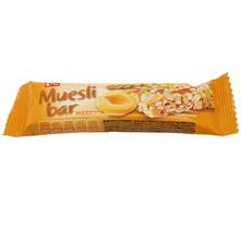 K Plus Muesli Bar marelica 50 g