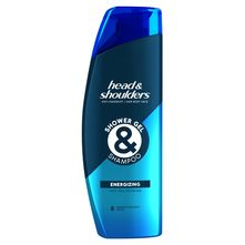Head & Shoulders Energizing Gel za tuširanje i šampon 270 ml