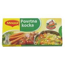 Maggi povrtna kocka 129,6 g
