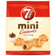 Chipita croissant 7days mini kakao 185g