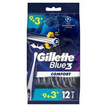 Gillette Blue3 Comfort Jednokratne britvice 12/1