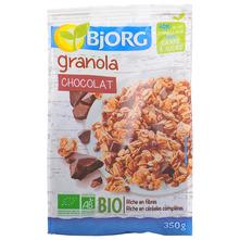 Bjorg Muesli granola čokolada eko 350 g