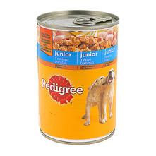 Pedigree Junior Hrana za pse piletina u želeu 400 g