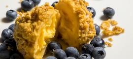 Pohani sladoled s cornflakes pahuljicama