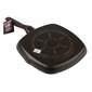 Mehrzer Premium Granit Induction Tava grill 28x28 cm