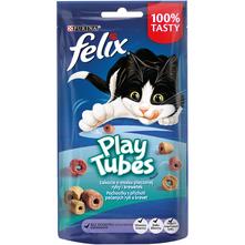 Felix Play Tubes Poslastica za mačke pečena riba i kozice 50 g
