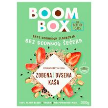 Boom Box Zobena kaša s jagodom i chia sjemenkama 300 g