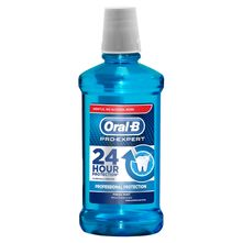 Oral B Pro-Expert Professional Protection Vodica za usta 500 ml