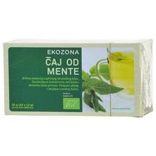 Ekozona Čaj od mente 30 g