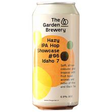 The Garden Brewery Hazy IPA Hop Showcase #06 Idaho 7 Pivo 440 ml