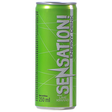 Sensation Energetski napitak lime kiwano 250 ml