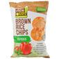 Rice Up! Čips smeđa riža okus paprika 60 g