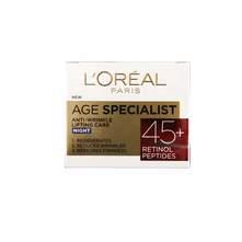 L'oreal Age specialis 45+ noćna krema 50 ml