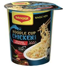 Maggi Noodle Cup Instant rezanci s okusom piletine 63 g