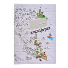 Bilježnica funkcionalna zemljopis