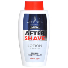 Afrodita Men After Shave Lotion fresh&sensitive care 120 ml
