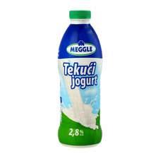 Meggle tekući jogurt 2,8% m.m. 1 kg