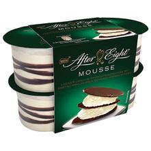 Nestlé After Eight Mousse desert s okusom mente i čokoladom 4x57 g