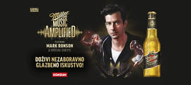 Osvoji putovanje u Budimpeštu na koncert Mark Ronsona