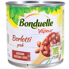 Bonduelle Borlotti Grah kuhan na pari 250 g