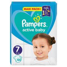 Pampers Active Baby Pelene, veličina 7, 15+ kg 44/1