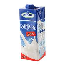 Meggle Trajno mlijeko 3,8% m.m. 1 l