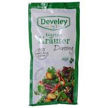 Develey Dressing garten kräuter 75 ml