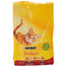 Friskies Hrana za mačke govedina, piletina i povrće 1,5 kg