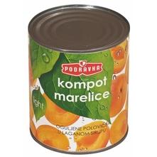 Podravka Kompot marelice 470 g