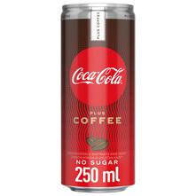 Coca Cola Plus coffee 250 ml