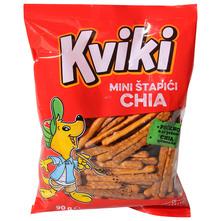 Kviki Mini štapići chia 90 g