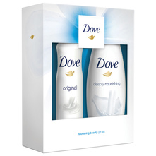 Dove Nourishing Beauty set