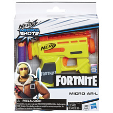 Fortnite Nerf Micro Shots igračka
