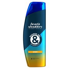 Head & Shoulders Sport Gel za tuširanje i šampon 270 ml