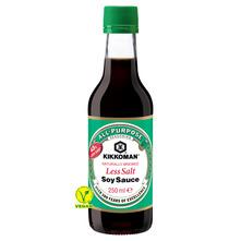 Kikkoman Naturally Brewed Sojin umak s 43% manje soli 250 ml