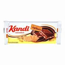 Kandi Petit beurre chocolate 80 g