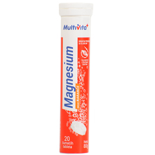 Multivita Magnesium Šumeće tablete naranča 80 g
