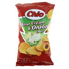 Chio čips vrhnje i luk 150 g