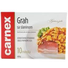 Carnex grah sa slaninom 400 g