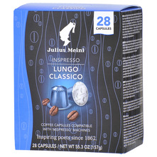 Julius Meinl Inspresso Lungo Classico Kapsule 157 g (28 kapsula)