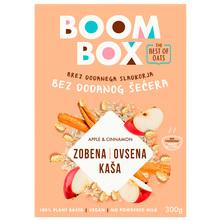 Boom Box Zobena kaša s jabukom i cimetom 300 g