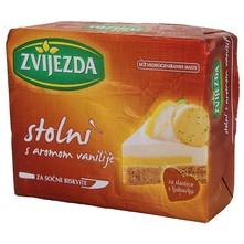 Zvijezda Margarin stolni s aromom vanilije 250 g