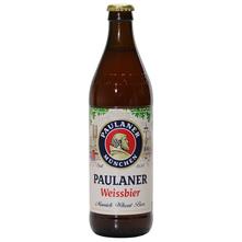Paulaner Weissbier Pšenično pivo 0,5 l