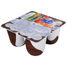 Zott Monte Maxi Mliječni desert čokolada i lješnjak 4x100 g