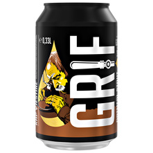 Grif Oatmeal Stout Crno pivo 0,33 l
