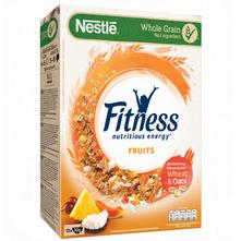 Nestlé Fitness Žitne pahuljice fruits 375 g